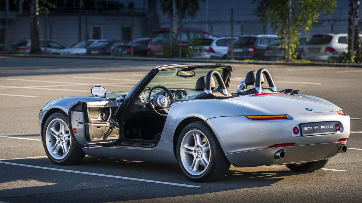 2000 BMW Z8 one owner from new For Sale (picture 3 of 6)