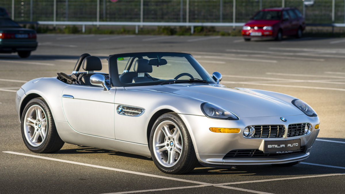 2000 BMW Z8 one owner from new For Sale (picture 4 of 6)