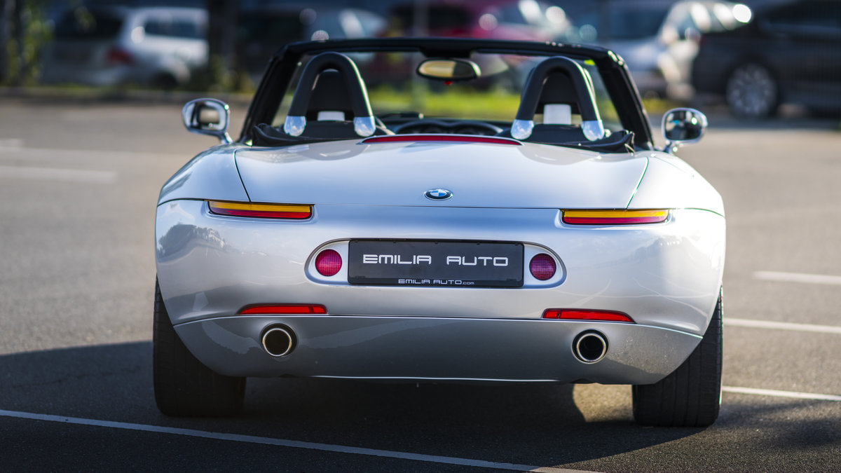 2000 BMW Z8 one owner from new For Sale (picture 6 of 6)