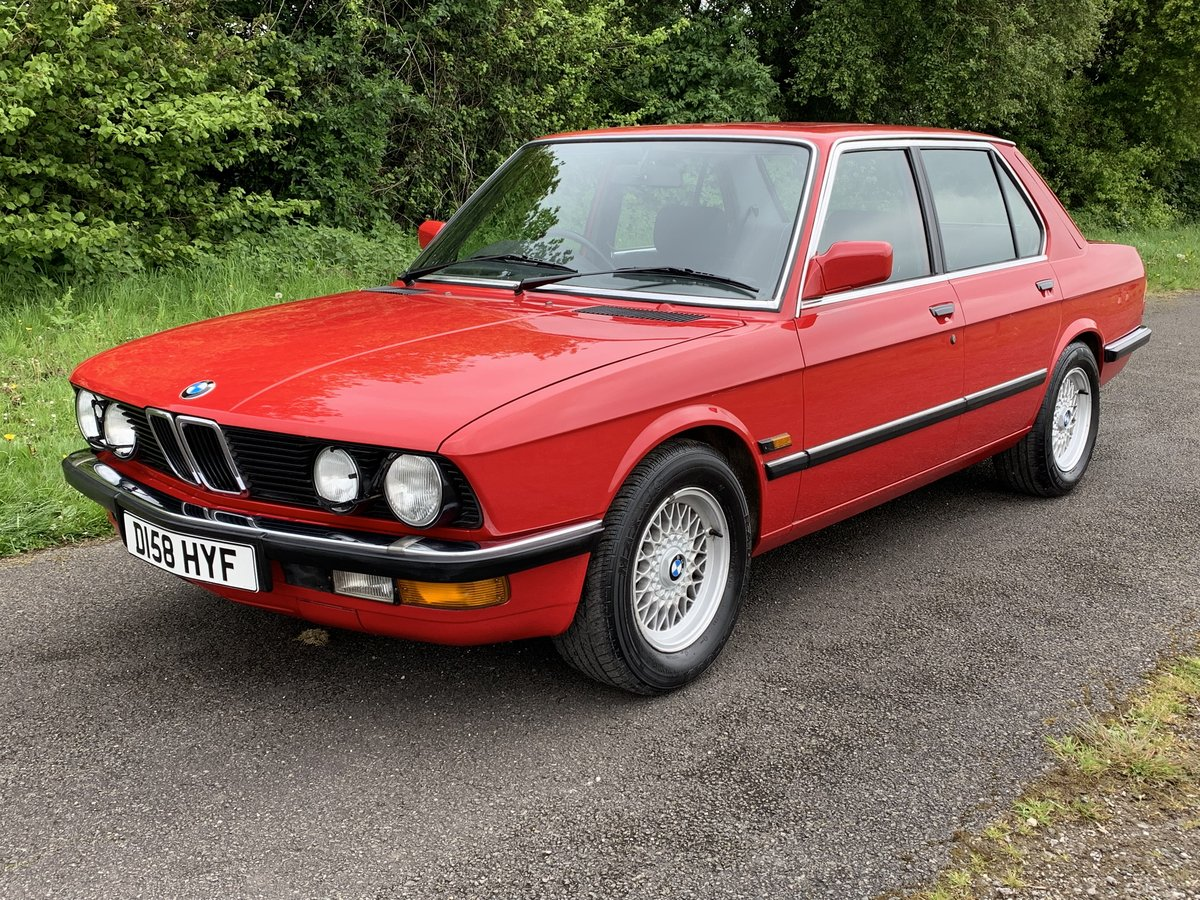 1987 BMW 525E LUX For Sale (picture 2 of 5)