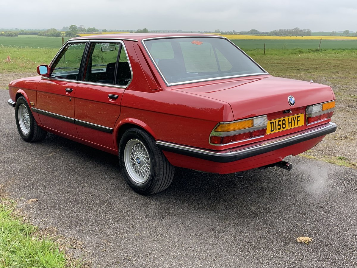 1987 BMW 525E LUX For Sale (picture 5 of 5)