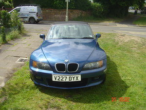1999 Z3 Roadster Factory M Sport Extras For Sale