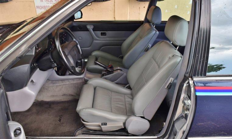 1988 BMW M6 E24 = Cali Car Rare Blue(~)Dove Manual $32.9k For Sale (picture 3 of 6)