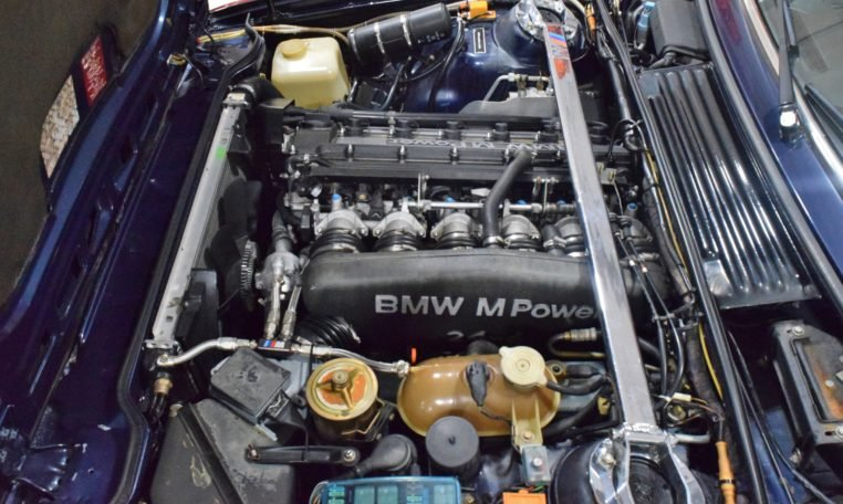 1988 BMW M6 E24 = Cali Car Rare Blue(~)Dove Manual $32.9k For Sale (picture 5 of 6)