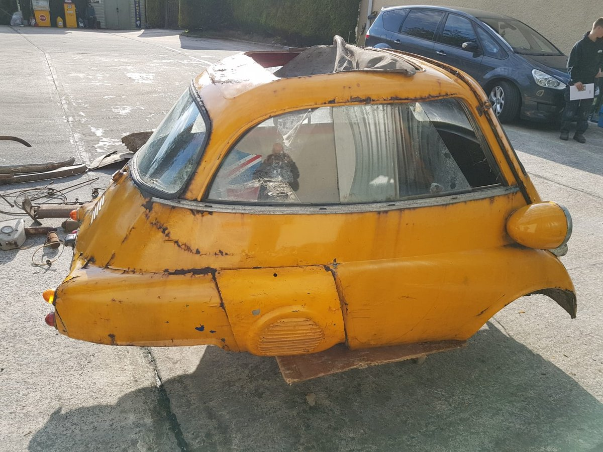 1960 Bmw isetta For Sale (picture 2 of 6)