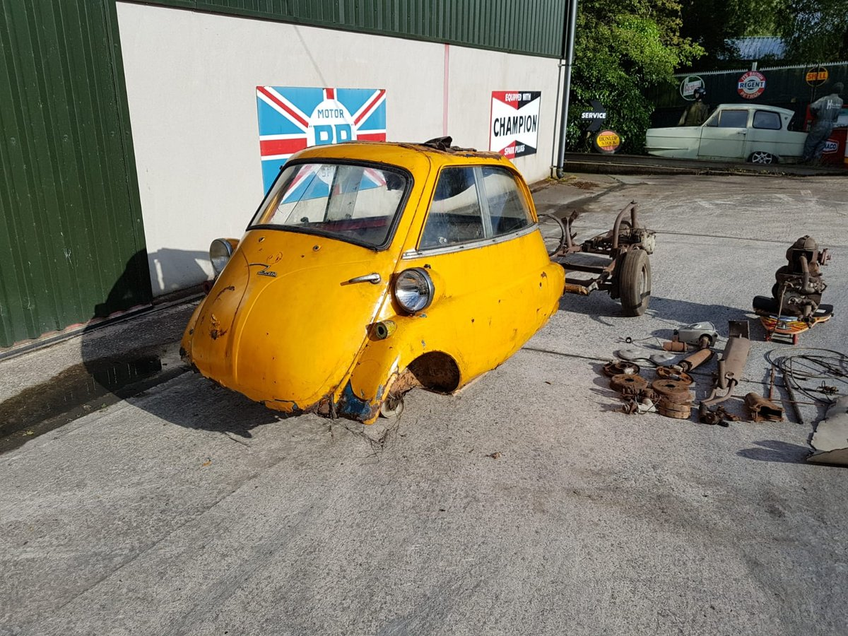 1960 Bmw isetta For Sale (picture 1 of 6)