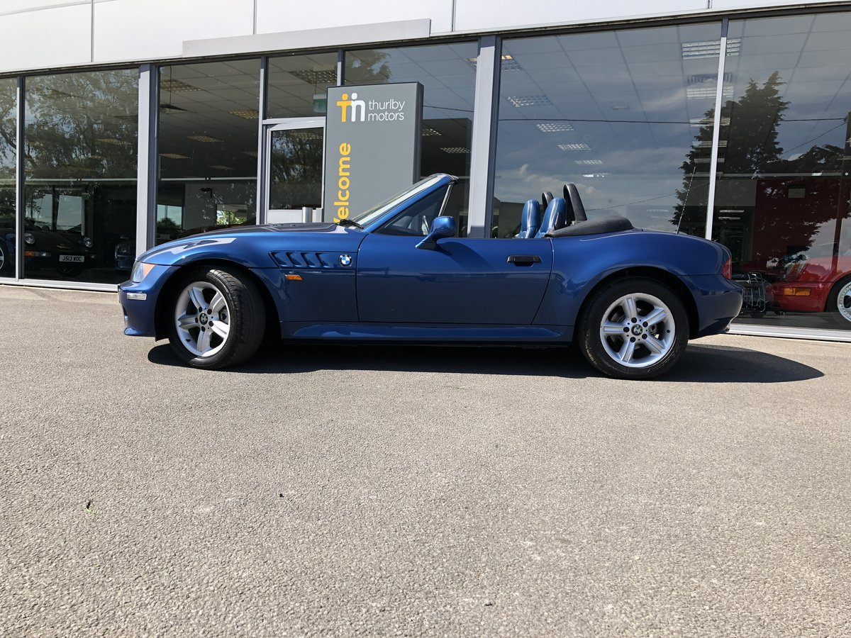 1999 BMW Z3 AUTO For Sale (picture 3 of 5)