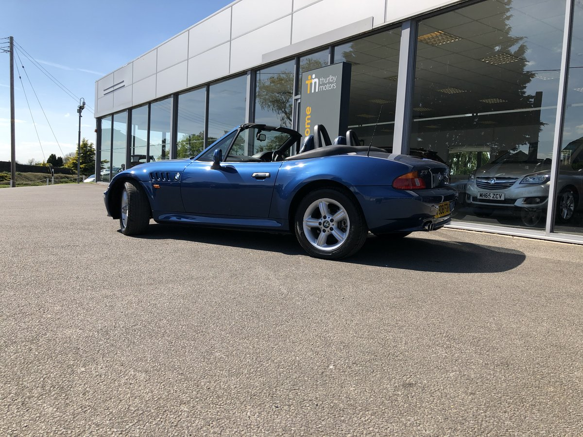 1999 BMW Z3 AUTO For Sale (picture 4 of 5)