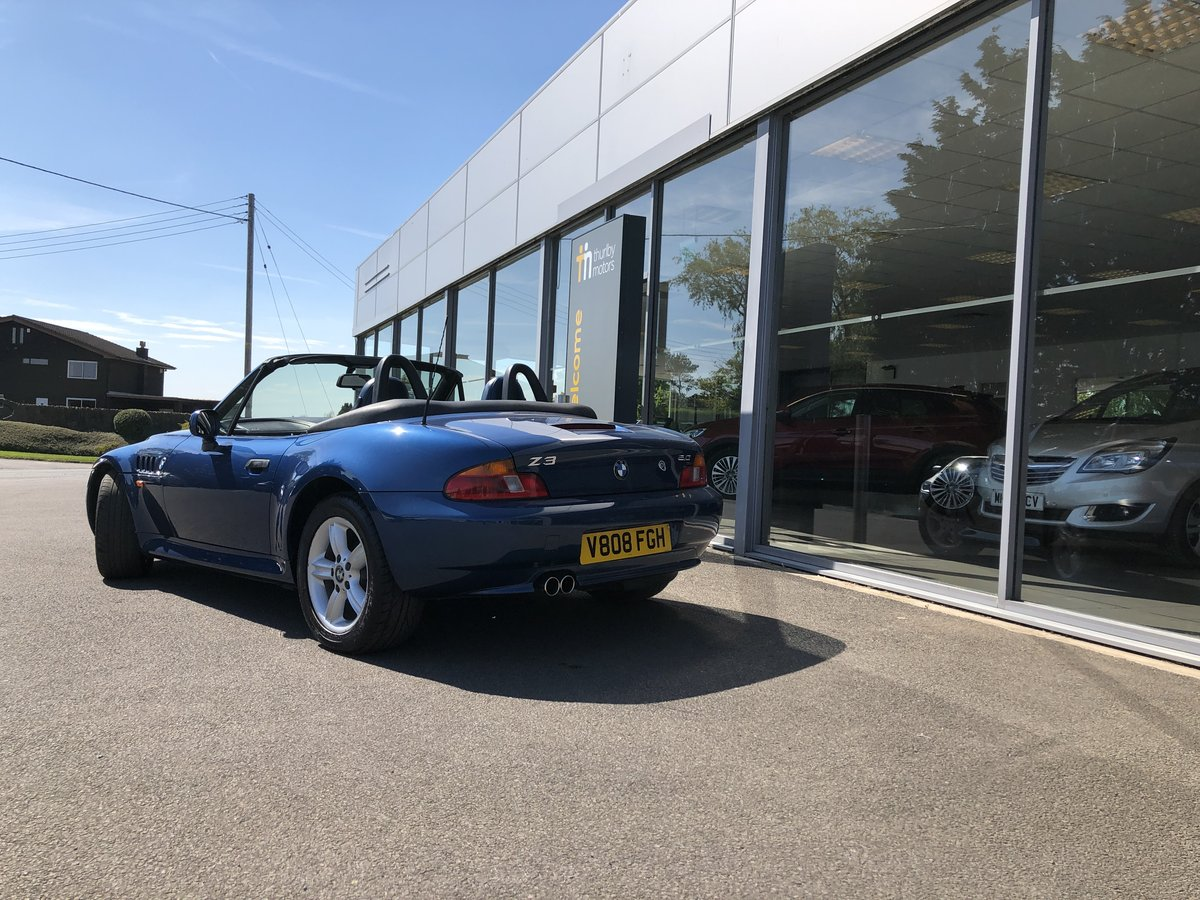 1999 BMW Z3 AUTO For Sale (picture 5 of 5)