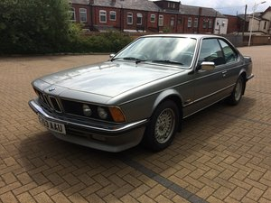 1987 Bmw 635csi auto For Sale