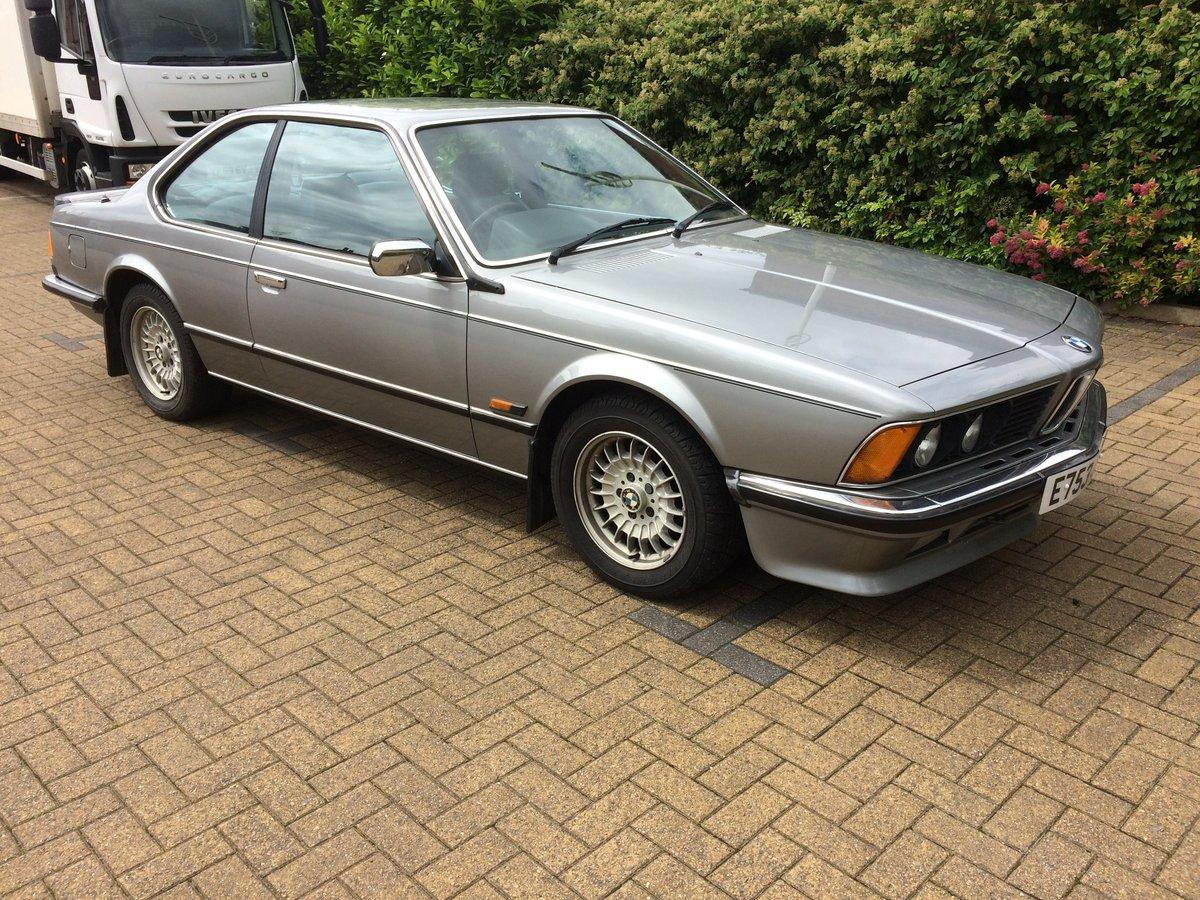 1987 Bmw 635csi auto For Sale (picture 2 of 6)