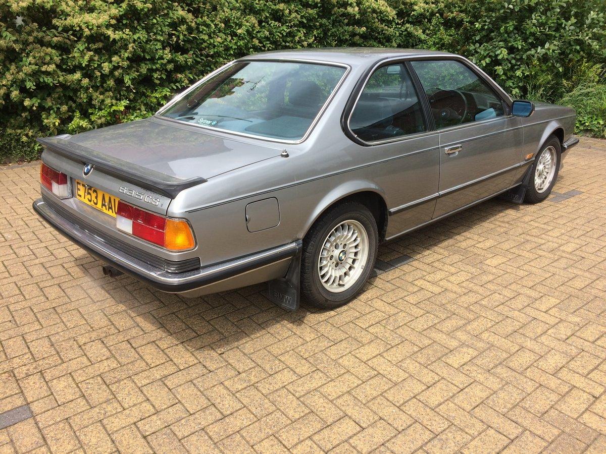 1987 Bmw 635csi auto For Sale (picture 3 of 6)