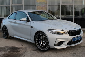 2018 68 BMW M2 COMPETITION 3.0T DCT