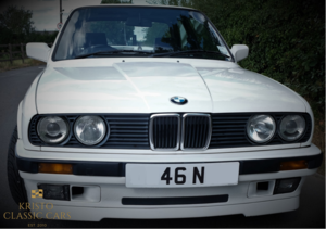 1990 IMMACULATE BMW E30 318is with huge history
