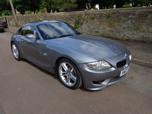 2007 AN IMMACULATE, LOW MILEAGE Z4M COUPE WITH FULL BMW HISTORY!w