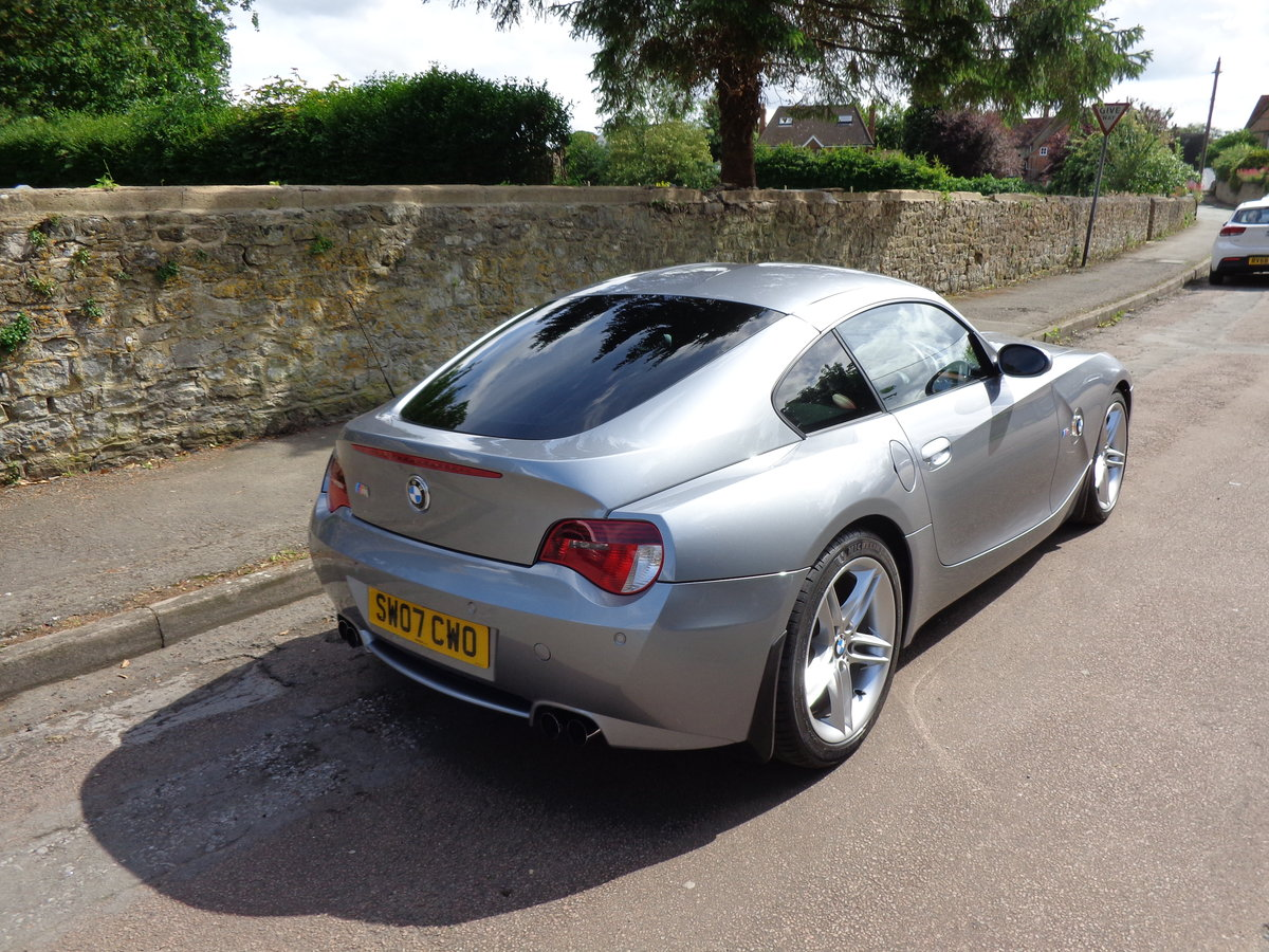 2007 AN IMMACULATE, LOW MILEAGE Z4M COUPE WITH FULL BMW HISTORY!w For Sale (picture 2 of 6)