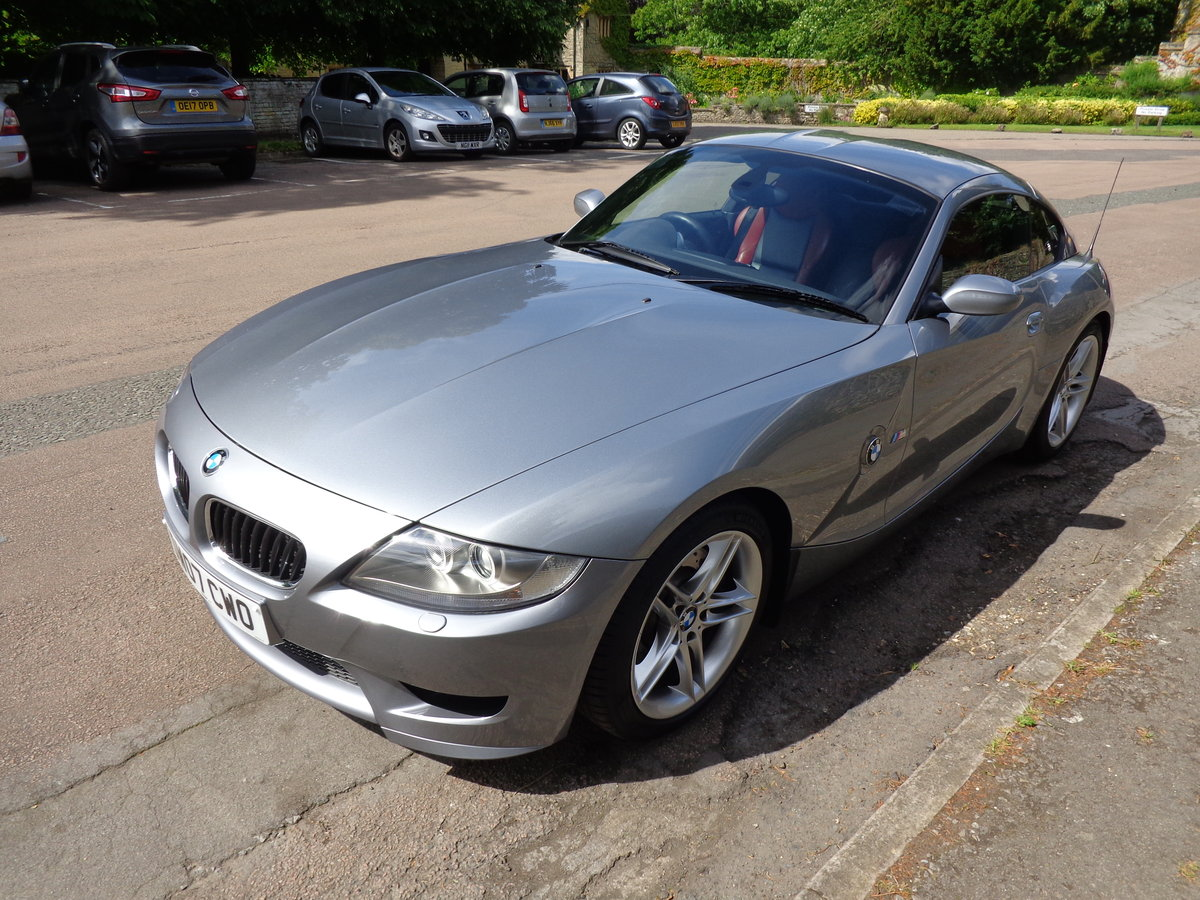 2007 AN IMMACULATE, LOW MILEAGE Z4M COUPE WITH FULL BMW HISTORY!w For Sale (picture 3 of 6)