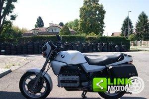 bmw k 100 1985 pochissimi km totalmente ricondizionato ISCR For Sale