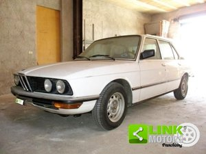 BMW (E12) 518 (1980) UNICO PROPRIETARIO For Sale