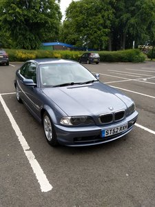 BMW 325ci E46 2002 Auto - low mileage