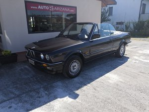 1988 Bmw 320i cabriolet - restoration car For Sale