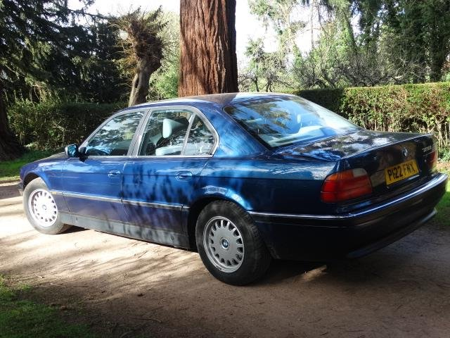 1997 Classic BMW 728i E38 Excellent Condition For Sale (picture 1 of 6)