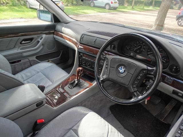 1997 Classic BMW 728i E38 Excellent Condition For Sale (picture 2 of 6)