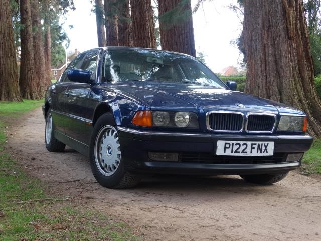 1997 Classic BMW 728i E38 Excellent Condition For Sale (picture 5 of 6)