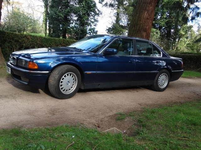 1997 Classic BMW 728i E38 Excellent Condition For Sale (picture 6 of 6)