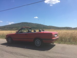 1993 unique e 30 318 is cabrio