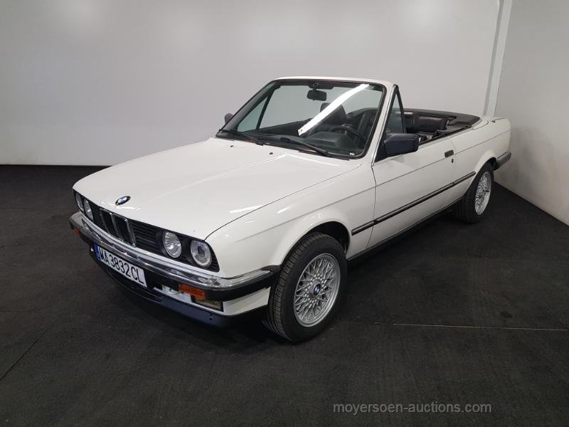 BMW 325I 1989  For Sale by Auction (picture 1 of 6)