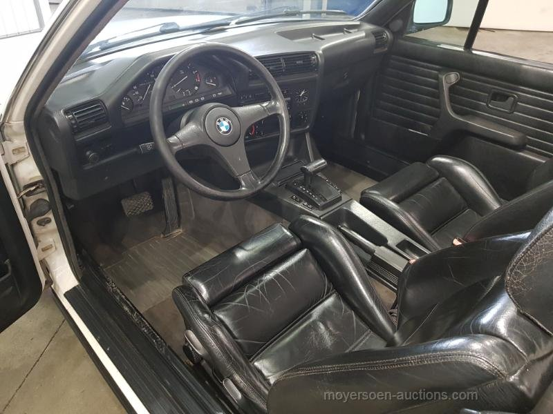 BMW 325I 1989  For Sale by Auction (picture 5 of 6)