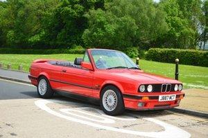 1991 BMW 318i Cabriolet(E30)