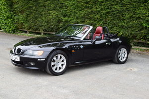 2000 BMW Z3 Roadster For Sale by Auction