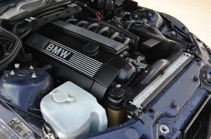 1998 BMW E36 Z3 2.8 Roadster Manual finished in Montreal Blue For Sale (picture 6 of 6)