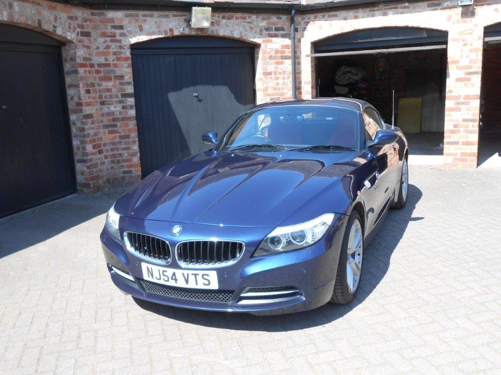 2009 Beautiful BMW Z4  3.0i sDrive Automatic For Sale (picture 2 of 6)