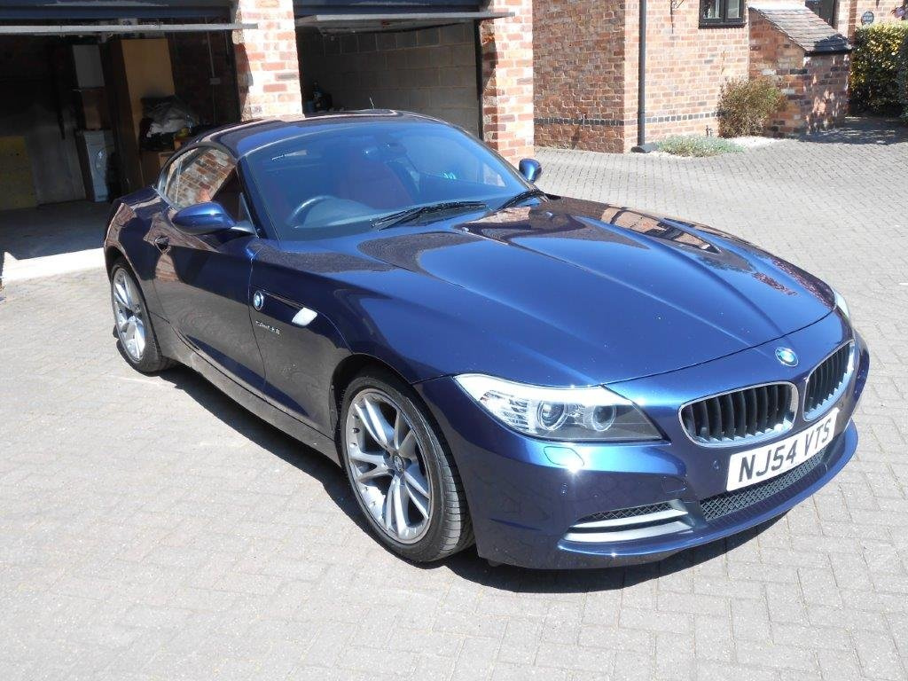 2009 Beautiful BMW Z4  3.0i sDrive Automatic For Sale (picture 3 of 6)