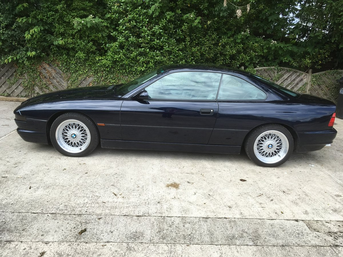 1994 BMW 850 CSi For Sale (picture 1 of 6)