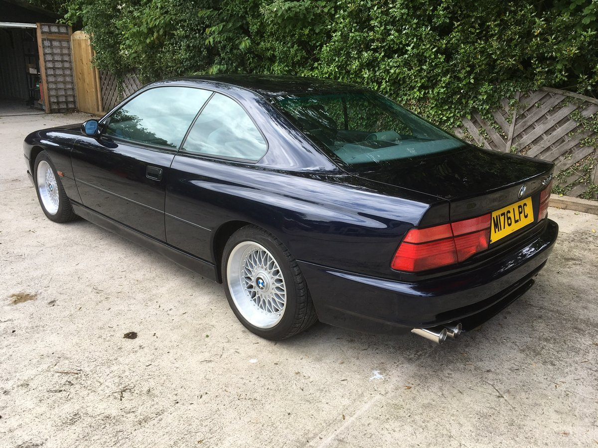 1994 BMW 850 CSi For Sale (picture 2 of 6)