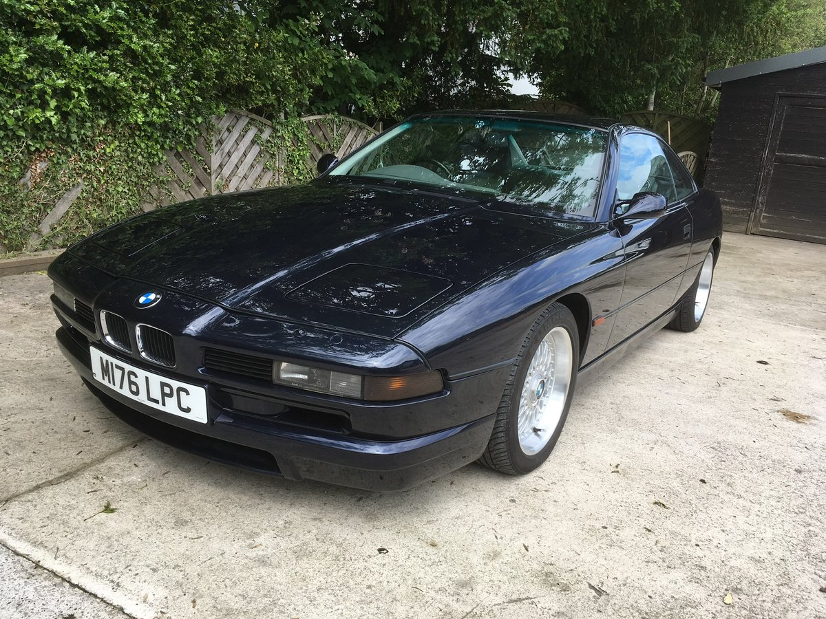 1994 BMW 850 CSi For Sale (picture 3 of 6)