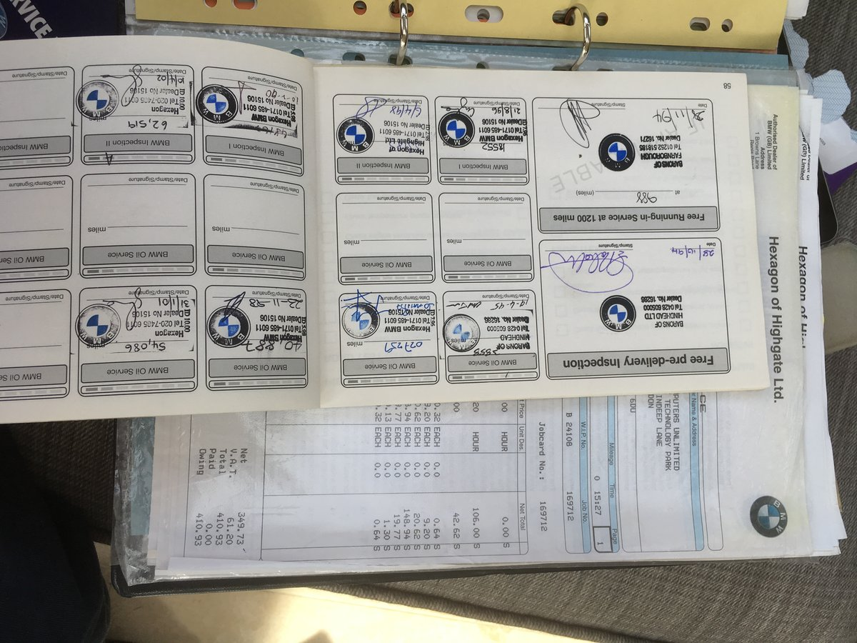 1994 BMW 850 CSi For Sale (picture 6 of 6)