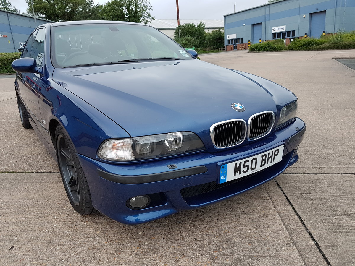 2000 BMW M5 (E39) For Sale (picture 1 of 6)