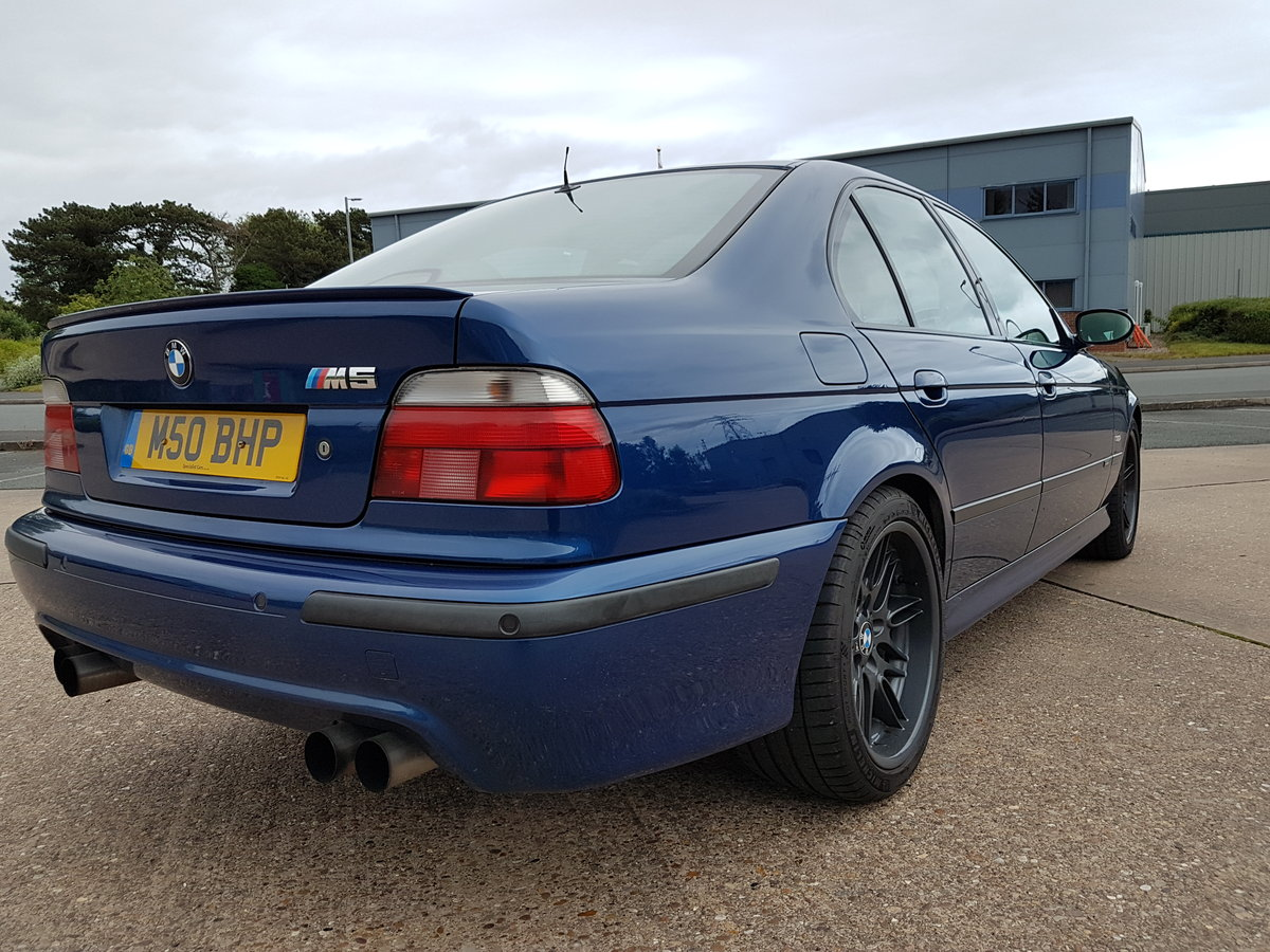 2000 BMW M5 (E39) For Sale (picture 2 of 6)