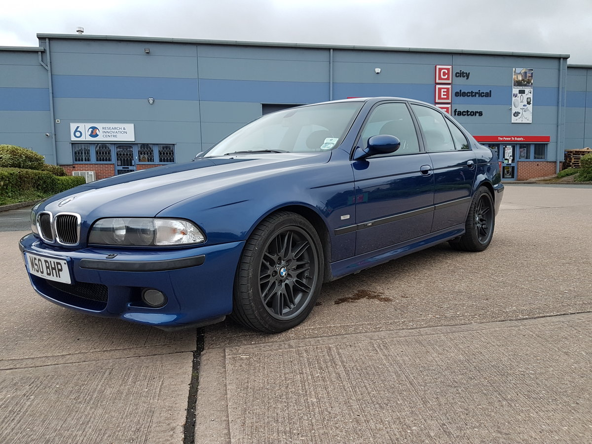 2000 BMW M5 (E39) For Sale (picture 3 of 6)