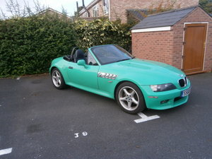 1999 BMW Z3 Roadster For Sale by Auction