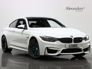 2017 17/67 BMW M4 3.0T DCT For Sale