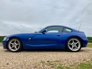 2006 BMW Z4 Coupe 3.0si Msport auto For Sale