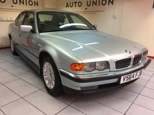 1999 BMW E38 728i AUTOMATIC For Sale