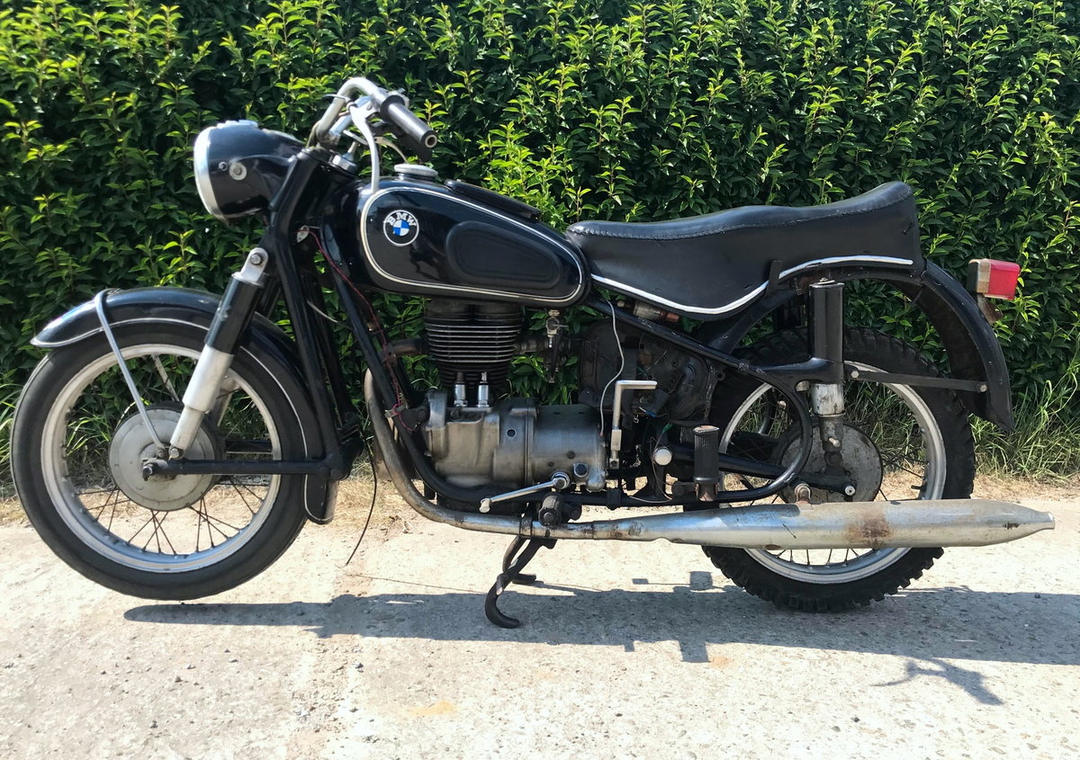 1958 BMW - R26 For Sale (picture 1 of 6)