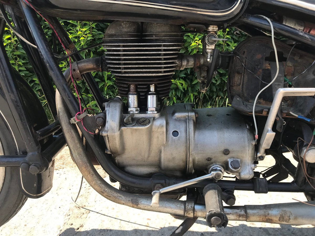 1958 BMW - R26 For Sale (picture 2 of 6)